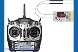 JR XG14 CHANNEL DMSS 2.4GHz With 2X RG731BX X-BUSS RECEIVER COMBO DEAL