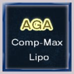 AGA Comp-Max Lipo Battery