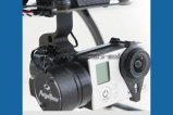 Hot FY-G3 2-Axis Brushless Gimbal For Gopro3 /Gopro 3+ on multicopter or phantom