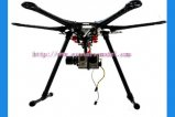 HMF S550 F550 Upgrade FPV Hexacopter Frame Kit with 2-Axis Gopro Brushless Gimbal Combo