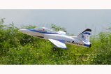 Top RC Hobby AIRPLANE Jet Star Blue PNP