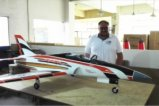 TOP RC Model Composite Sport jet Odyssey ARF (Pre order now) (AUS Warehouse)