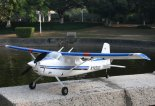 0.928m mini Cessna185_KIT