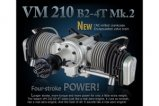Valach Motor VM 210B2-4T 210cc Petrol/Gas Engine installed with auto starter special price