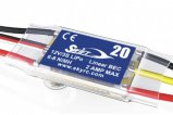SKYRC Swift 20A ESC For Aircraft