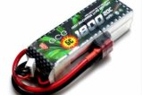 ACE 11.1v/3S 1800 mAh 20C LiPO battery