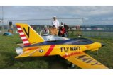 Ace Composite 2.8 M Ultra Sagan Turbine Sports jet (All in one) for Pre order customer from America (USA Warehouse)