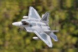 HSD 4 CH Air Epic F-22(GREY CAMO)Raptor V3 RC EDF Jet PNP Version