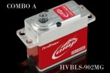 Flite-Torque Digital HVBLS-D902 MG HIGH SPEED Servo