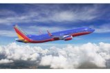 "FLYFLY 81"" BOEING COMPOSITE SOUTHWEST COLOR JET"