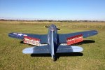 "CYModel 86"" SBD Dauntless w/electric retracts for Pre order"