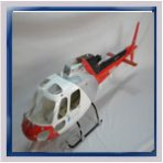 WiNG WING Scale Helicopter Kit