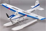 0.928m mini Cessna185 with Floats_RTF