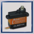 KINGMAX champion series servos