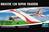 78 INCH 120 SIZE Drastic Trainer for 20-30cc Petrol Engine Yellow (Super Special for modellers who can rebuild)