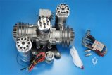 DLE 170CC PARAGLIDER Motor Auto-Starter Version Combo With 2 x (33.5 x 11 FalGon CF Prop) (AUS Warehouse)