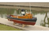 1/40 RC Model boat cruiser Steam tug / Simulation of scale ship / Electric remote control boat