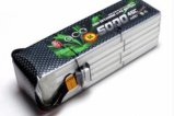 ACE 22.2V/6S 5000 mAh 45C LiPO battery