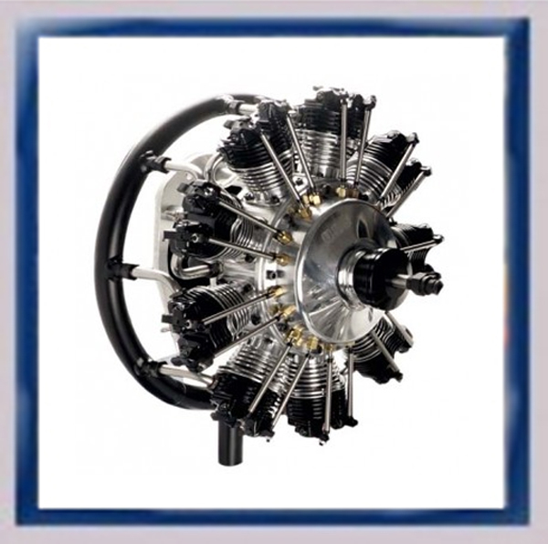 UMS Radial Engines
