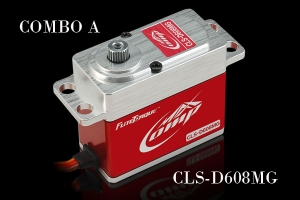 Flite-Torque  Digital CLS-D608 MG water proof high torque Servo (Global Warehouse)