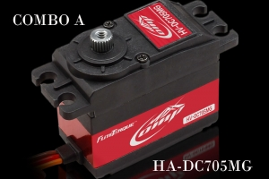 Flite-Torque  Digital HV-DC705 MG  high torque Servo (AUS Warehouse)