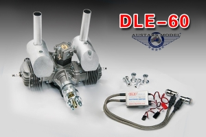 DLE 60 cc Petrol Engine (AUS Warehouse)