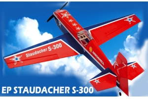NPM Semi-scale EP Staudacher S-300 (AUS Warehouse)