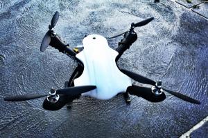 Sky-Hero Little Spyder 450mm Quadcopter ARTF with DJI Naza-M V2 & GPS in Aluminum Case combo special! (Global Warehouse)
