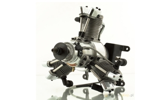 SAITO FG-33cc R3  4-Stroke Radial Gas Engine (Global Warehouse)