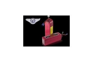 AGA Power 4200mAh 5S1P 70C 18.5v Li-Po Competition Class Battery GST Inc (AUS Warehouse)