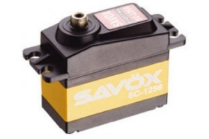 Savox Digital High Torque Titanium Gear Servo 20kg (Global Warehouse)