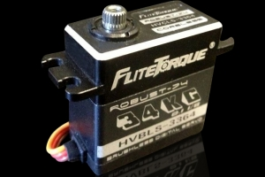 Flite Torque Robust Digital HVBLS-3364 MG UAV Servo (Global Warehouse)