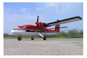 "ESM DHC-6 Twin Otter Color F 65"" Wingspan Model ARF w/o fuselage (AUS Warehouse)"