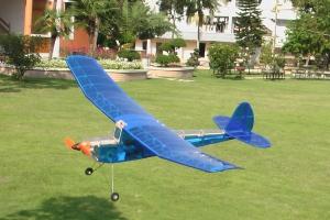 47 INCH BUTTERFLY Park flyer V3! Blue/Green color scheme (Global Warehouse)