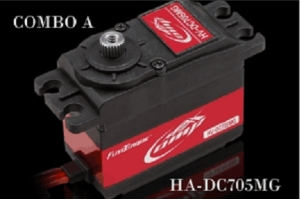 Flite-Torque Digital HV-DC 705 MG high torque Servo (AUS Warehouse) (AUS Warehouse)