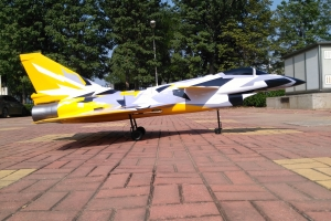 Ace Composite 2.7 M Chengdu J-10 3D version (All in one) For Pre order customised color GST Inc (AUS Warehouse)