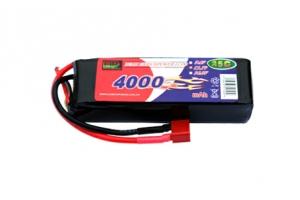 EP 3S 4000mAh  11.1V  25C  battery (Global Warehouse)