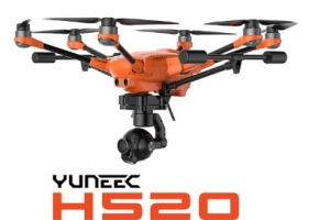 YUNEEC H520 - CGOET THERMAL CAMERA BUNDLE commercial UAV