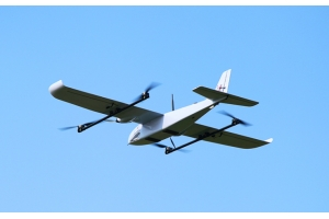 NAJA VTOL F-85 UAV UAS Platform with Optional 2X Sony A7R2 for Precision 3D Mapping (Contact us for pricing)
