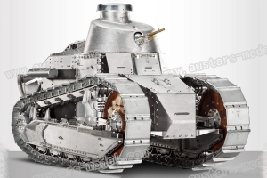 Warslug German FT-17 1/6 scale Aluminum-alloyTracks StaticVersionl Pre Order pricing/discount