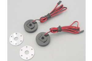 JP HOBBY MAGNETIC PART OF 70MM & 75MM ELECTRIC BRAKE SYSTEM WITH 6.0MM SHAFT (Global Warehouse)