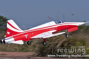 Freewing F-5 Tiger II Swiss 80mm EDF Jet PNP RC Airplane for Peter Sydney Order Only (AUS Warehouse)