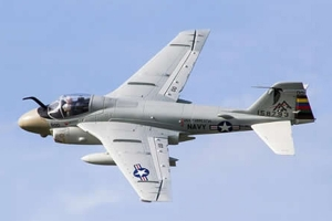Freewing A-6 Intruder 80mm EDF Jet Kit RC airplane
