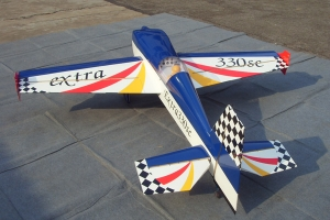 "SS 108"" Extra 330sc 100cc Aerobatic Plane GST Inc for Pre order Customer from Australia"
