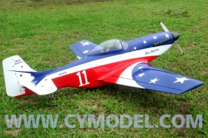 "CYModel 87"" P-51D Miss America w/Electric retracts"