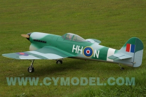 "CYModel 85"" Hawker Typhoon w/Electric retracts)"