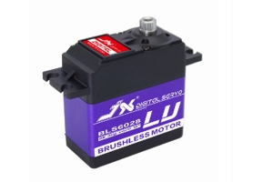 JX BLS6028 28kg Aluminium Shell Metal gear Brushless Digital Servo (MOQ : 5 pcs FREE SHIPPING)