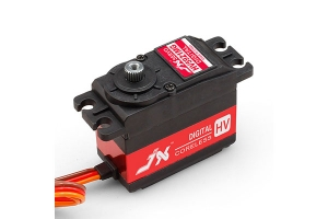 JX PDI-HV5921MG 20KG High Precision Metal Gear High Voltage Digital Coreless Standard Servo (MOQ:6pcs free Airshipping) (Global Warehouse)