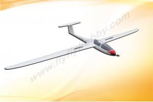 FF-B034 Polyeste Grob-G-103 PT-PJE Glider with brake_KIT