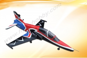 FF-J001 UK Bae Hawk 2010 Anniversary/Wood wings